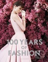Laurence King Publishing 100 Years of Fashion - Cally Blackman cena od 788 Kč