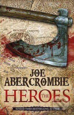 Orion The Heroes - Joe Abercrombie cena od 182 Kč