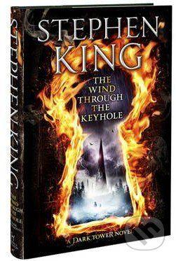 Hodder and Stoughton The Wind Through the Keyhole - Stephen King cena od 432 Kč