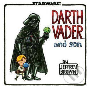 Brown Jeffery: Darth Vader and Son cena od 325 Kč