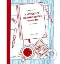 Gestalten Verlag A History of Graphic Design for Rainy Days - cena od 551 Kč