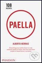 Phaidon Paella - Alberto Herráiz cena od 737 Kč