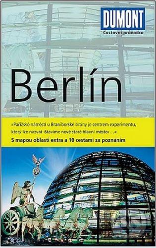 Enno Wiese: Berlín - Průvodce s mapou oblasti extra a 10 cestami za poznáním cena od 0 Kč