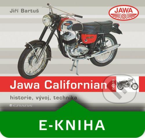 Grada Jawa Californian - Jiří Bartuš cena od 280 Kč