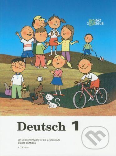 Vlasta Vaňková: Deutsch 1 - Vlasta Vaňková cena od 171 Kč