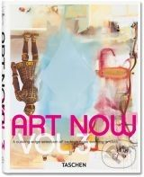 Taschen Art Now! Vol. 3 - Hans Werner Holzwarth cena od 299 Kč
