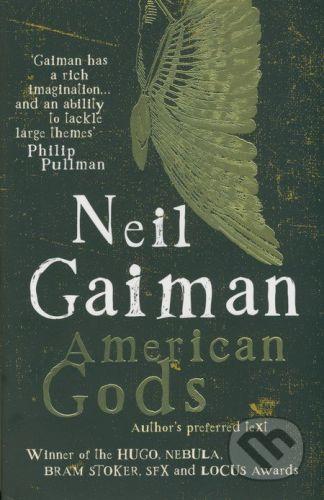 Gaiman Neil: American Gods cena od 242 Kč