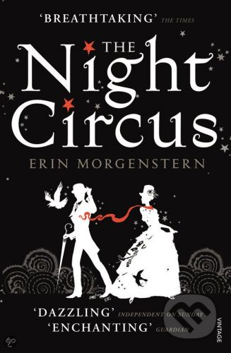 Erin Morgenstern: The Night Circus cena od 152 Kč
