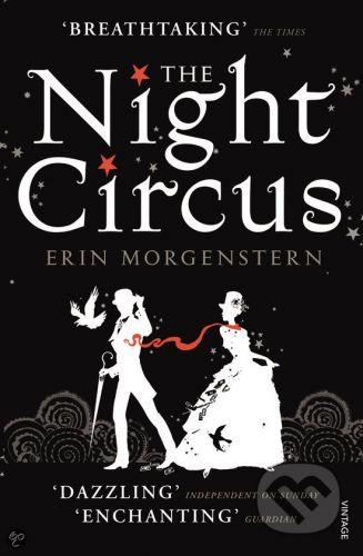 Morgenstern Erin: Night Circus cena od 161 Kč