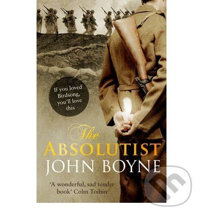 Black Swan The Absolutist - John Boyne cena od 176 Kč