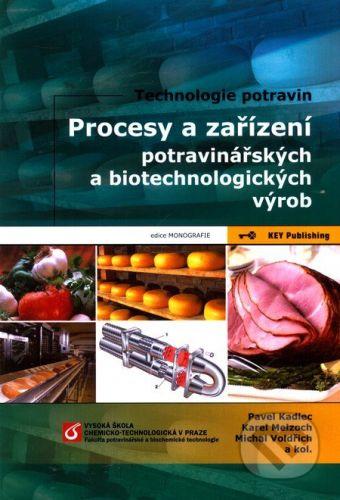 Key publishing Procesy a zařízení potravinářských a biotechnologických výrob - cena od 541 Kč