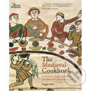 The British Museum The Medieval Cookbook - Maggie Black cena od 410 Kč