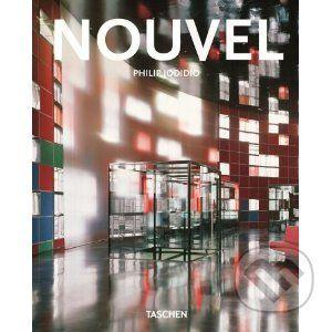 Taschen Nouvel - Philip Jodidio cena od 235 Kč