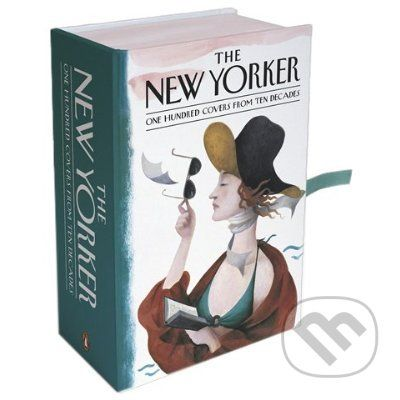 Penguin Books Postcards from The New Yorker: One Hundred Covers from Ten Decades - Francoise Mouly cena od 368 Kč