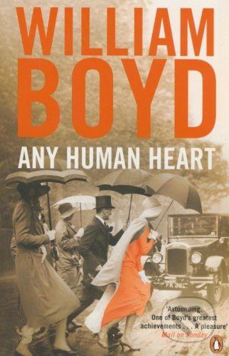 Penguin Books Any Human Heart - William Boyd cena od 219 Kč