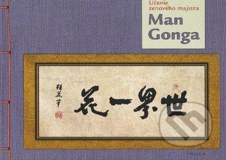 Nový bod Učenie zenového majstra Man Gonga - cena od 176 Kč