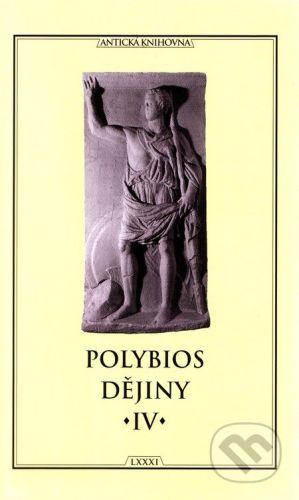 Polybios: Dějiny IV (Polybios) cena od 261 Kč