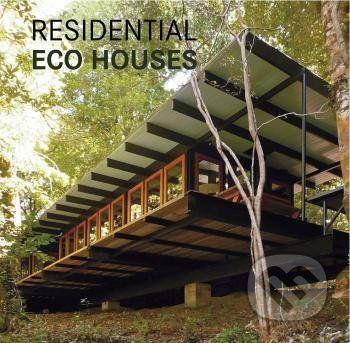 Loft Publications Residential Eco Houses - cena od 1099 Kč