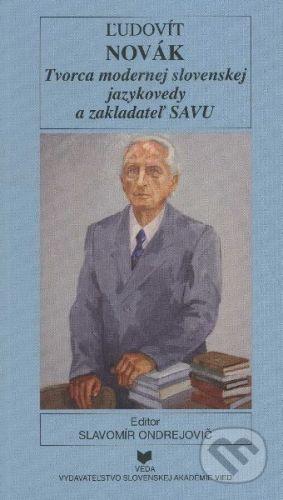 VEDA Ľudovít Novák - cena od 124 Kč