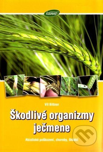 Kurent Škodlivé organismy ječmene - Vít Bittner cena od 134 Kč