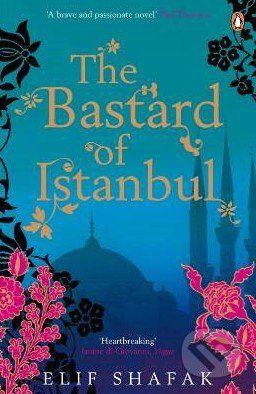Penguin Books The Bastard of Istanbul - Elif Shafak cena od 241 Kč