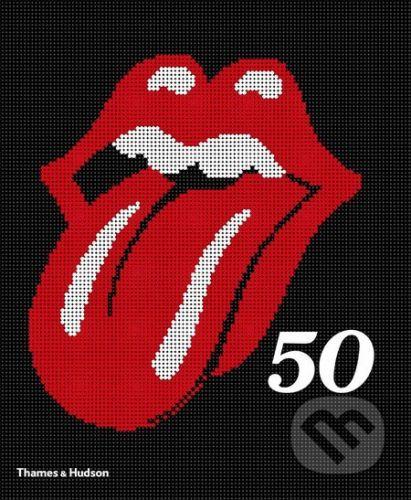 Thames & Hudson The Rolling Stones 50 - cena od 944 Kč