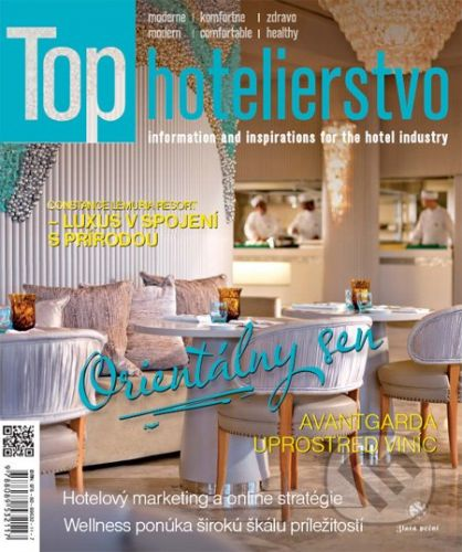 MEDIA/ST Top hotelierstvo 2012 - cena od 125 Kč