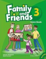 Oxford University Press Family and Friends 3 - Class Book + MultiROM Pack - cena od 284 Kč