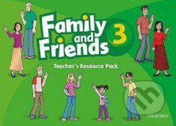 Oxford University Press Family and Friends 3 - Teacher's Resource Pack - cena od 636 Kč