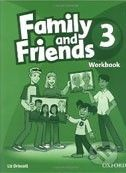 Oxford University Press Family and Friends 3 - Workbook - cena od 164 Kč