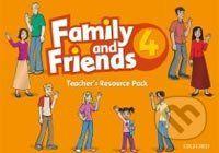 Oxford University Press Family and Friends 4 - Teacher's Resource Pack - cena od 606 Kč