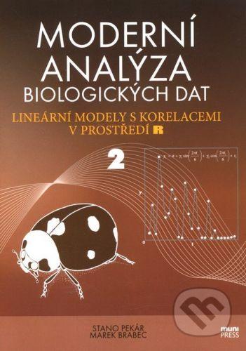 Stano Pekár, Marek Brabec: Moderní analýza biologických dat 2 cena od 175 Kč