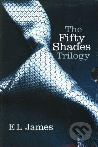 James, E L: Fifty Shades Trilogy Boxed Set Bundle cena od 582 Kč