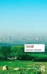Routledge Rural - Michael Woods cena od 985 Kč