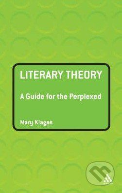 XXL obrazek Continuum Literary Theory - Mary Klages