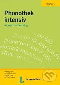 Langenscheidt Phonothek intensiv: Arbeitsbuch - cena od 339 Kč