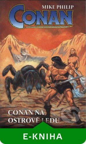 Nakladatelství Viking Conan na Ostrově ledu - Mike Philip cena od 79 Kč
