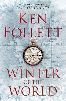 Pan Macmillan The Winter of the World - Ken Follett cena od 346 Kč