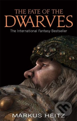 Heitz Markus: Fate of Dwarves cena od 356 Kč