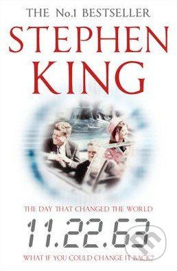King Stephen: 11.22.63 cena od 223 Kč