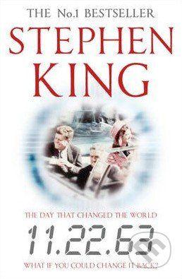Stephen King: 11.22.63 cena od 200 Kč