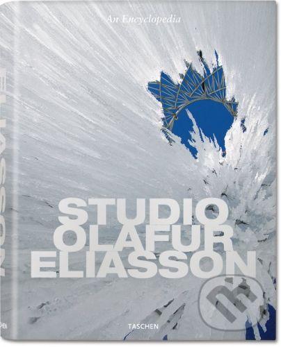 Taschen Studio Olafur Eliasson - Olafur Eliasson, Philip Ursprung cena od 822 Kč