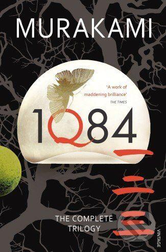 Murakami Haruki: 1q84 (Books 1,2,3) cena od 279 Kč