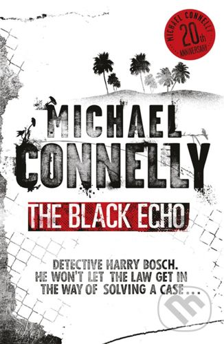 Orion Black Echo - Michael Connelly cena od 276 Kč