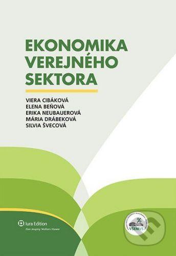 IURA EDITION Ekonomika verejného sektora - Viera Cibáková a kol. cena od 173 Kč