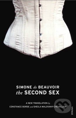 Vintage The Second Sex - Simone de Beauvoir cena od 649 Kč
