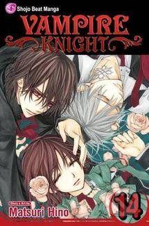 Viz Media Vampire Knight 14 - Matsuri Hino cena od 227 Kč