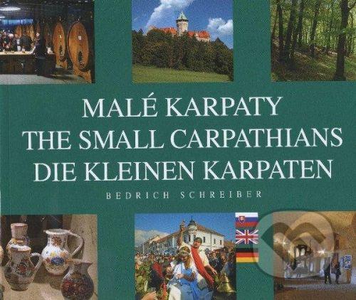 BoArt Malé Karpaty - Bedrich Schreiber cena od 468 Kč