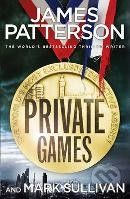 Arrow Books Private Games - James Patterson cena od 266 Kč