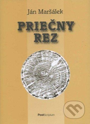 PostScriptum Priečny rez - Ján Maršálek cena od 122 Kč